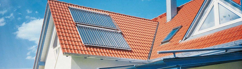 Haustechnik Breu Ottobrunn - Solarhtermie - Solarenergie